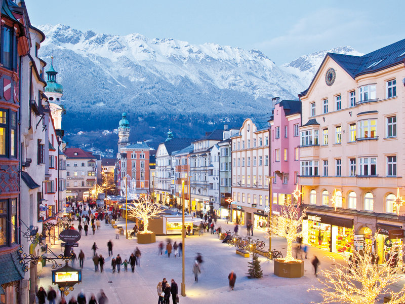 Innsbruck: the capital of the Tyrol - © ® Innsbruck Info