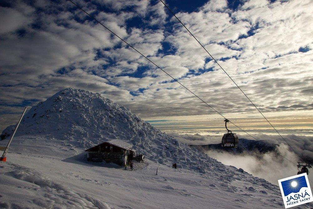Jasná Nízke Tatry - ©Jasná Nízke Tatry FB