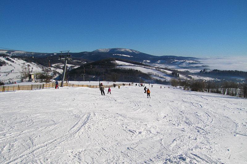 Kněžický vrch - ©Kněžický vrch