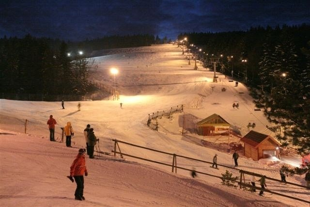 Krynica – Azoty Night Skiing