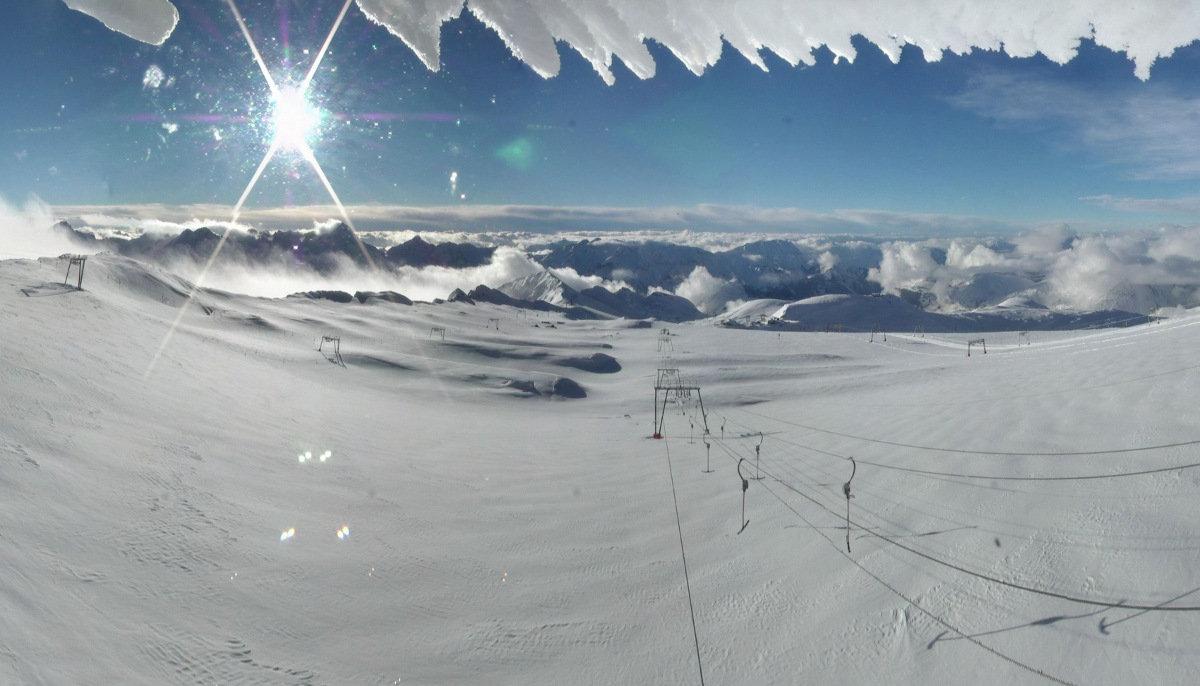 Les 2 Alpes Nov. 23, 2013