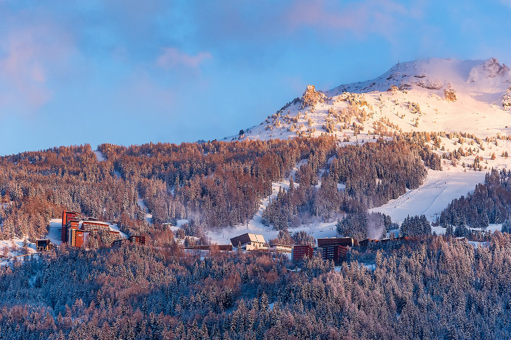 Les Arcs Bourg St Maurice - © Andyparant.com