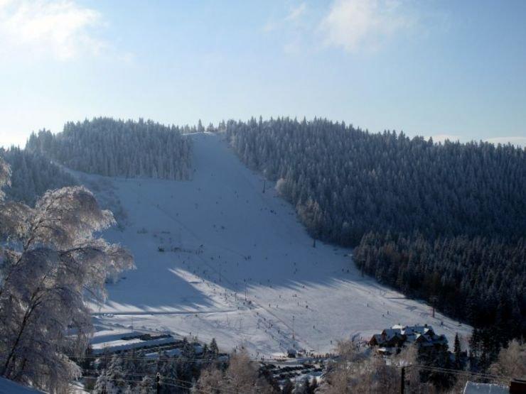 LImanowa ski