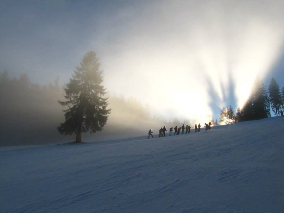 Skiareal Lipno - © Lipno FB