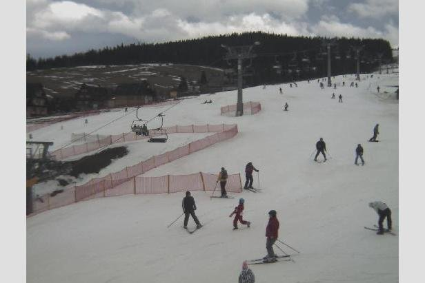 Małe Ciche - 26.12.2013 - ©Ośrodek narciarski Małe Ciche