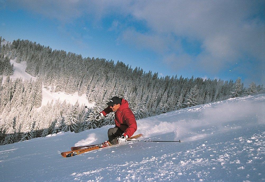 Megeve ski safari. Credit Megeve Tourism