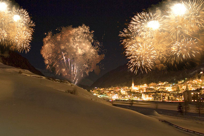 New Year's Eve 2012 in Ischgl - © Tourismusverband Paznaun – Ischgl
