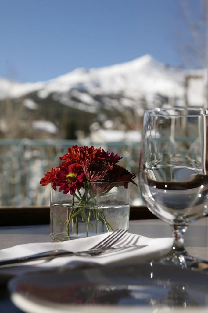The seasonal menu at Matt Fackler's Main Street standout, Relish could easily fit in at Aspen or Vail - © Relish
