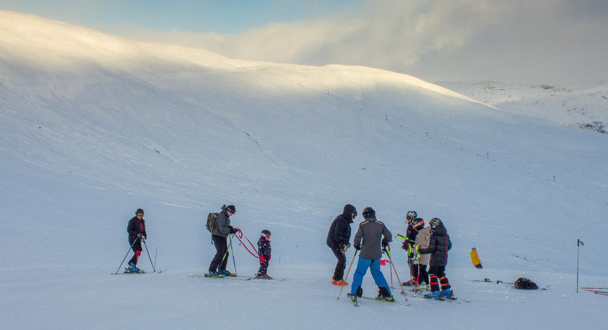Nydelige snødekte fjell - © Jan Petter Svendal