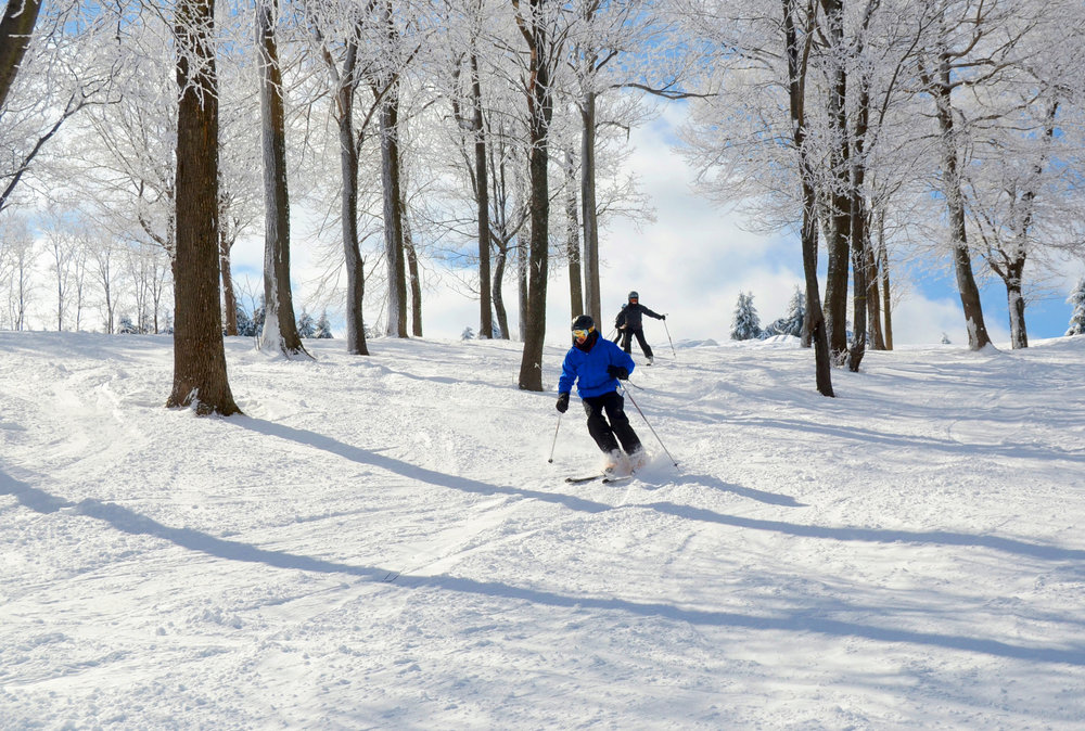 Skiing Seven Springs - © Seven Springs