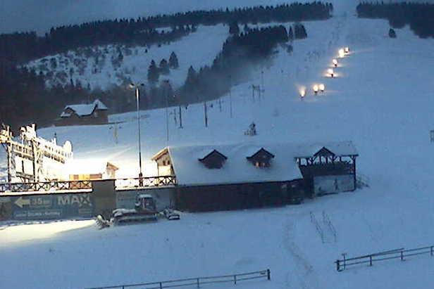 Ski Makov: Víkend 07.-08.12.2013