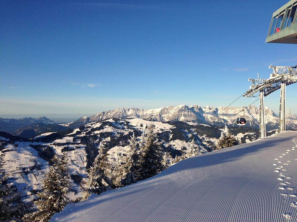 Panorama in der SkiWelt Wilder Kaiser Brixental - ©  SkiWelt Wilder Kaiser Brixental_Facebook
