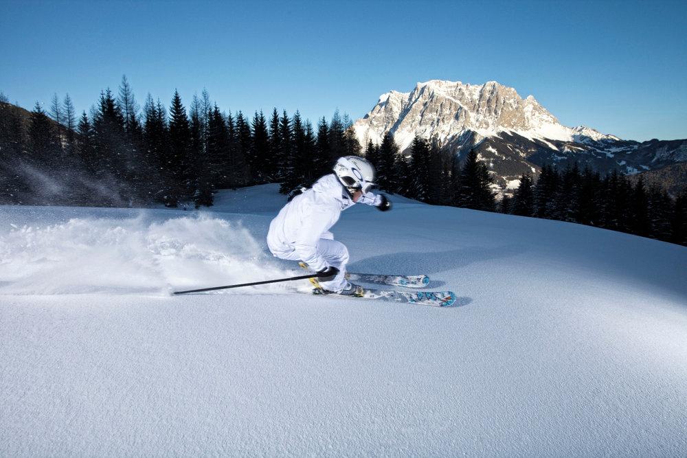 Ski am Grubigstein - © Uli Wiesmeier