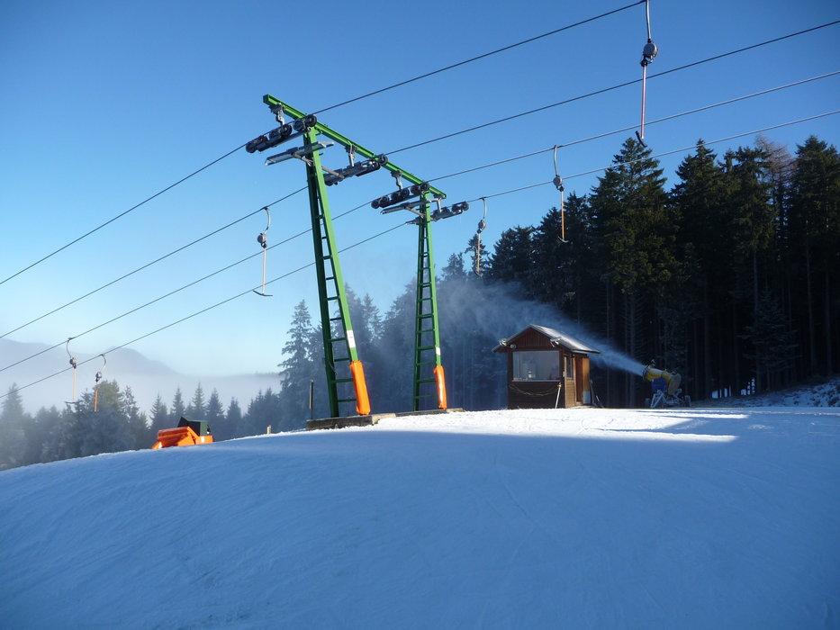 Stuhleck Ski Opening 2013/14 - © Matej Petőcz