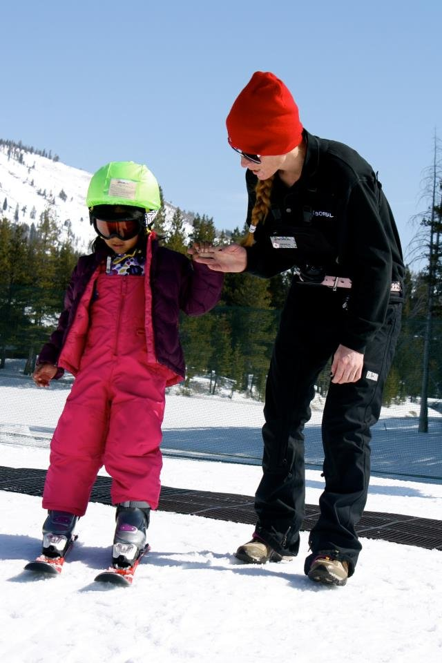 Take three lessons at Boreal and get a free 2013/2014 season pass.  - © Boreal Resort