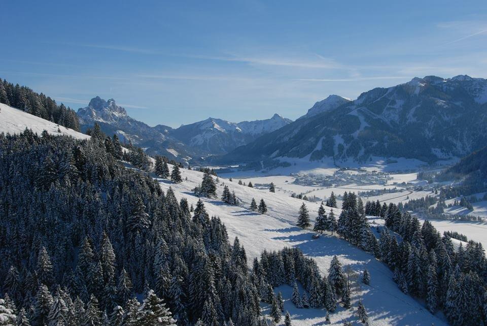 Eindrücke aus dem Tannheimer Tal (Dezember 2013) - © Tannheimer Tal_Facebook