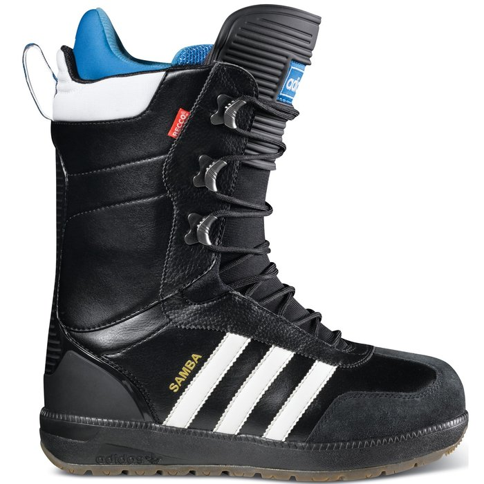 Alle trenger å være godt skodd. Adidas