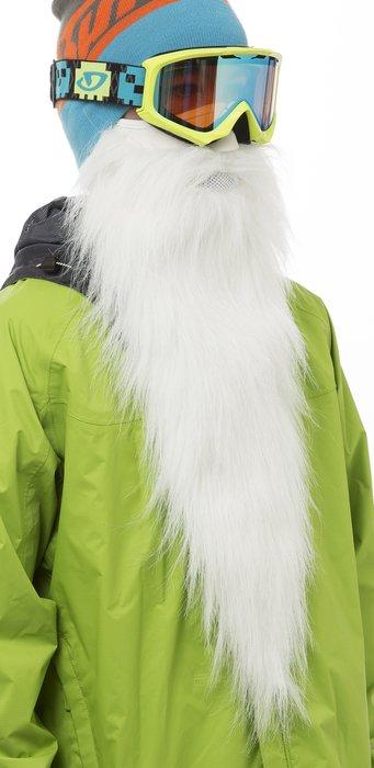 Alle vil vel se ut som julenissen i bakken? - ©www.beardski.com