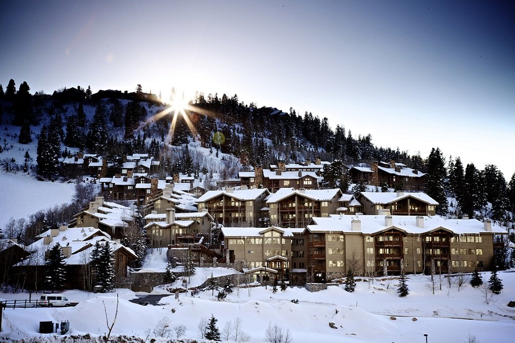 Trails End Lodge. Credit Deer Valley Resort - © Deer Valley Resort