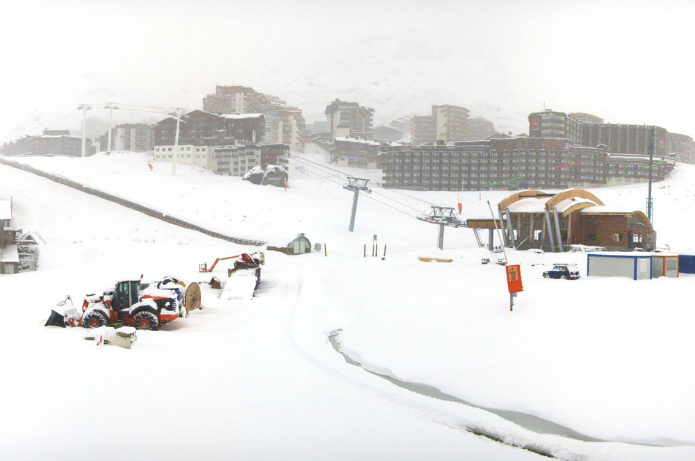 Val Thorens Nov. 10, 2013