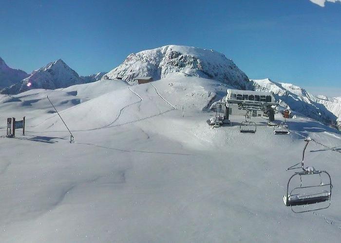 Vallée Blanche (23 Nov. 2013)