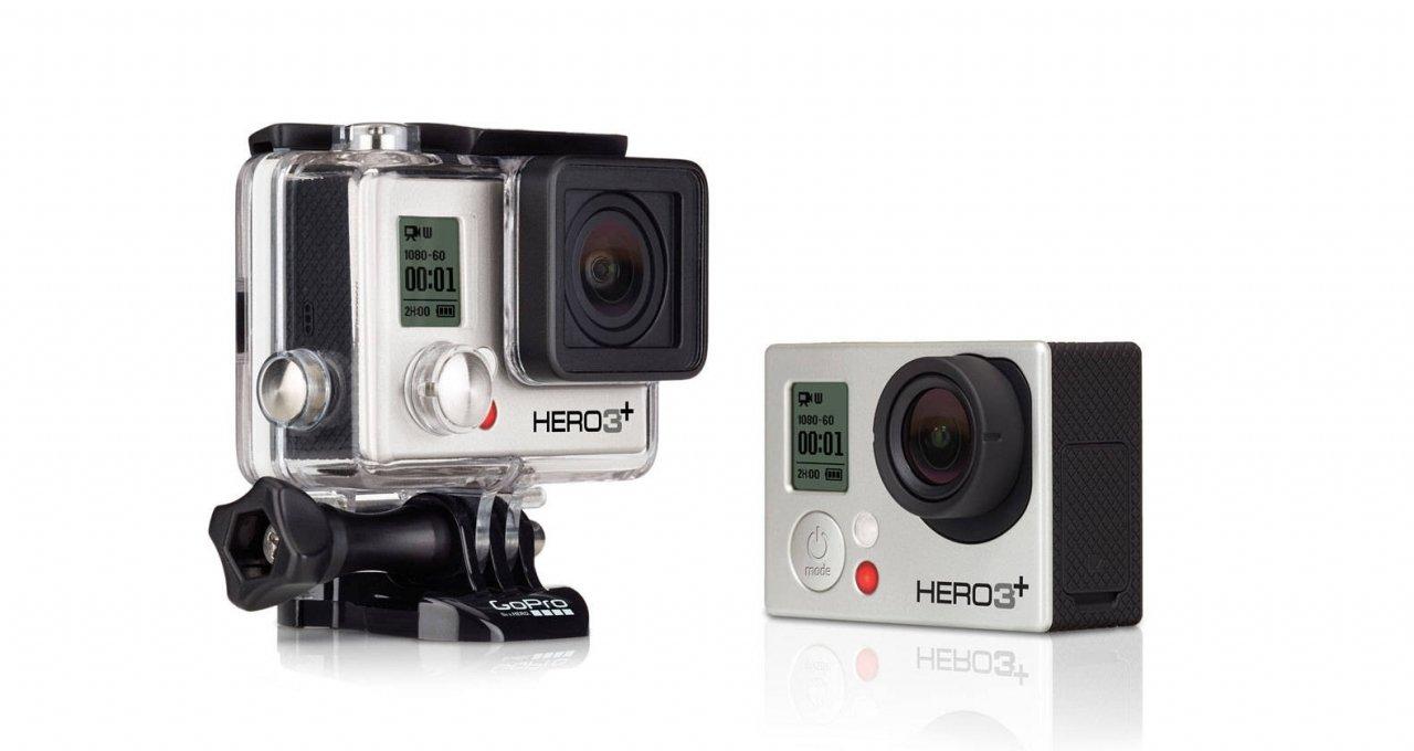 GoPro Hero3+ - kamera pre náročných. Natáčaj svoje jazdy na doske a urob vlastný film! - © http://gopro.com/