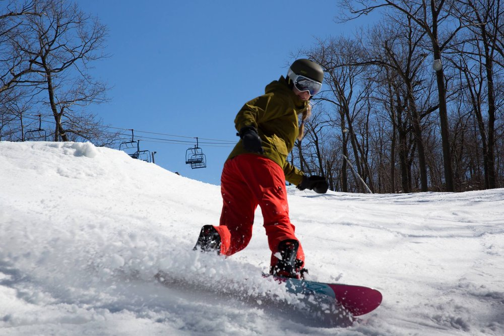 Win free turns at Mountain Creek for the next 79,043 years. - © Mountain Creek