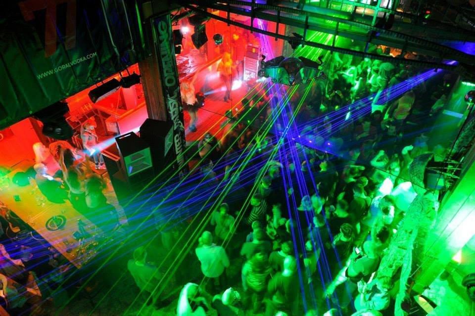 Winter Music Opening weekend in Jasná Nízke Tatry 30.11.2013 - ©Jasná Nízke Tatry FB