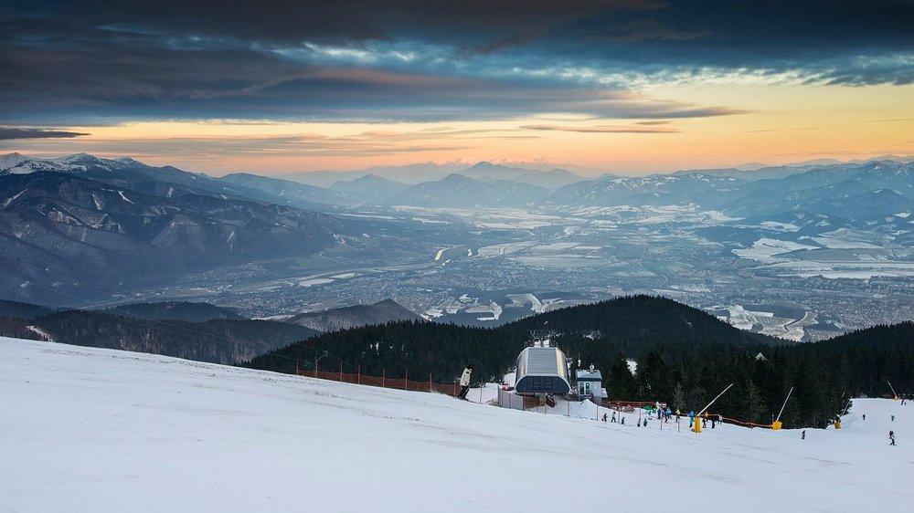 Winter Park Martinky, Slovakia - ©Stanislav Hladký