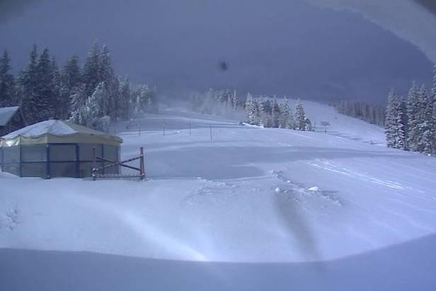 Winter Park Martinky, Slovakia