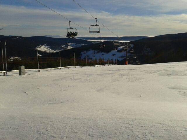 Černá hora - ©FB skiareálu