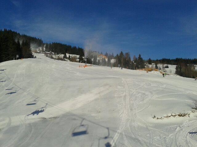 Černá hora - © FB skiareálu