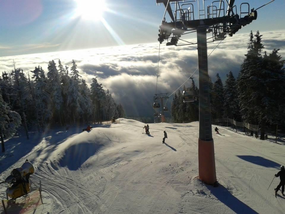 Černá hora - Janské Lázně - ©Černá hora FB