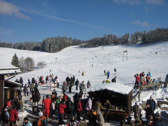 - © Skigebiet Wilde Wiese