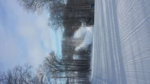 Great day at Holimont.  Still skiing great corduroy at 3pm!! place was empty!!!