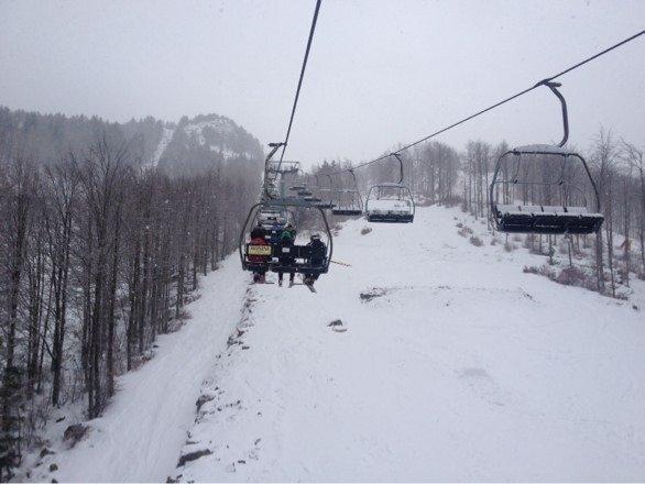 Buona sciata!