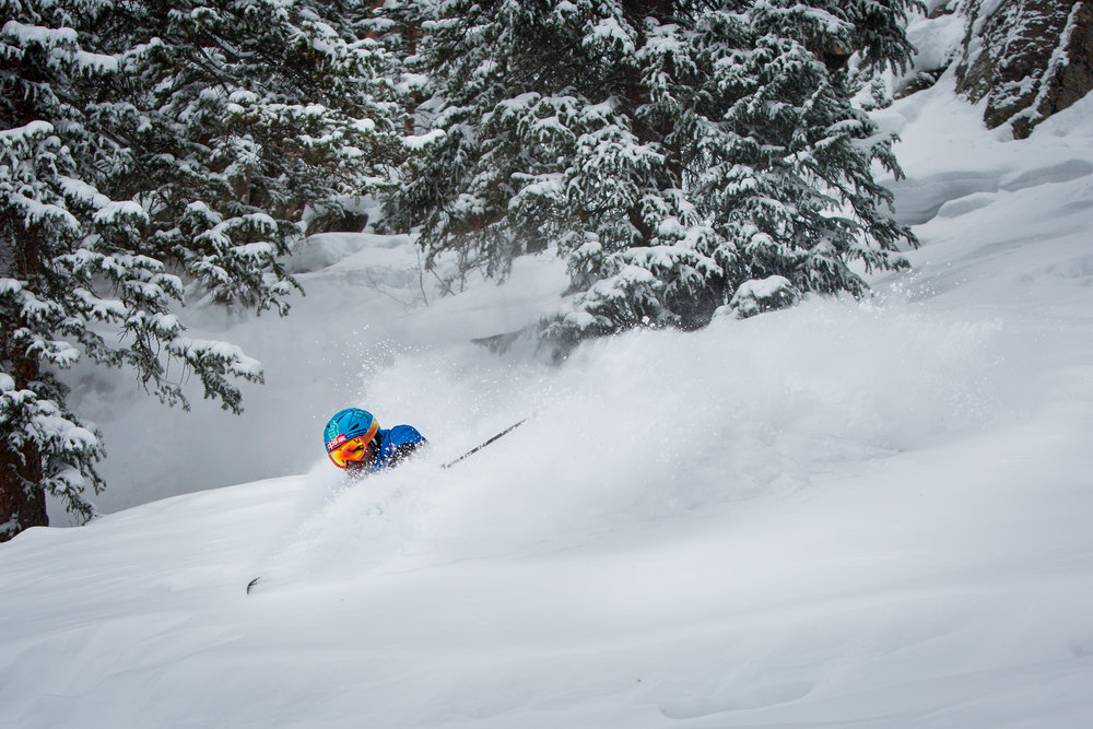 Need a snorkel for the snow? - ©Jeremy Swanson