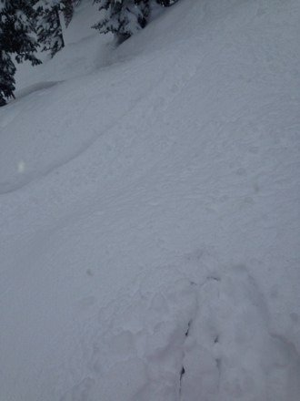 Epic weekend at KeystonePowder everywhereThe wind helped fill the holes from yesterday