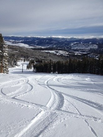"""Looks like the children are back to talk about gnar.  Nice 3"""" yesterday.  Great coverage and no lines!"""
