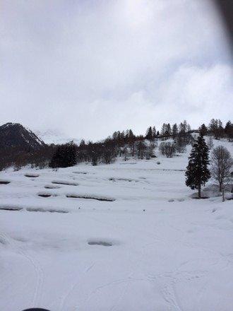 Fantastica..... Veramente bella neve!!!! Good