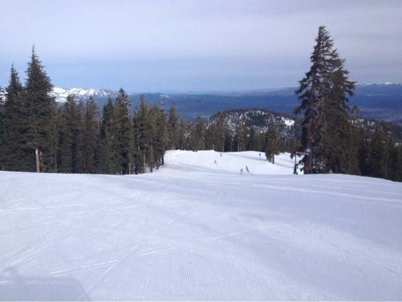 I love Northstar. I had a blast there and appreciate all it has and does for us skiers. Haters should go away ....appreciate don't hate.