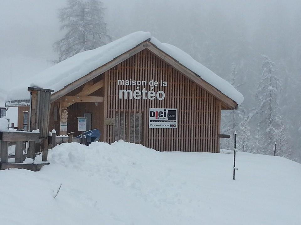 30cm in Les Orres Jan. 14, 2014