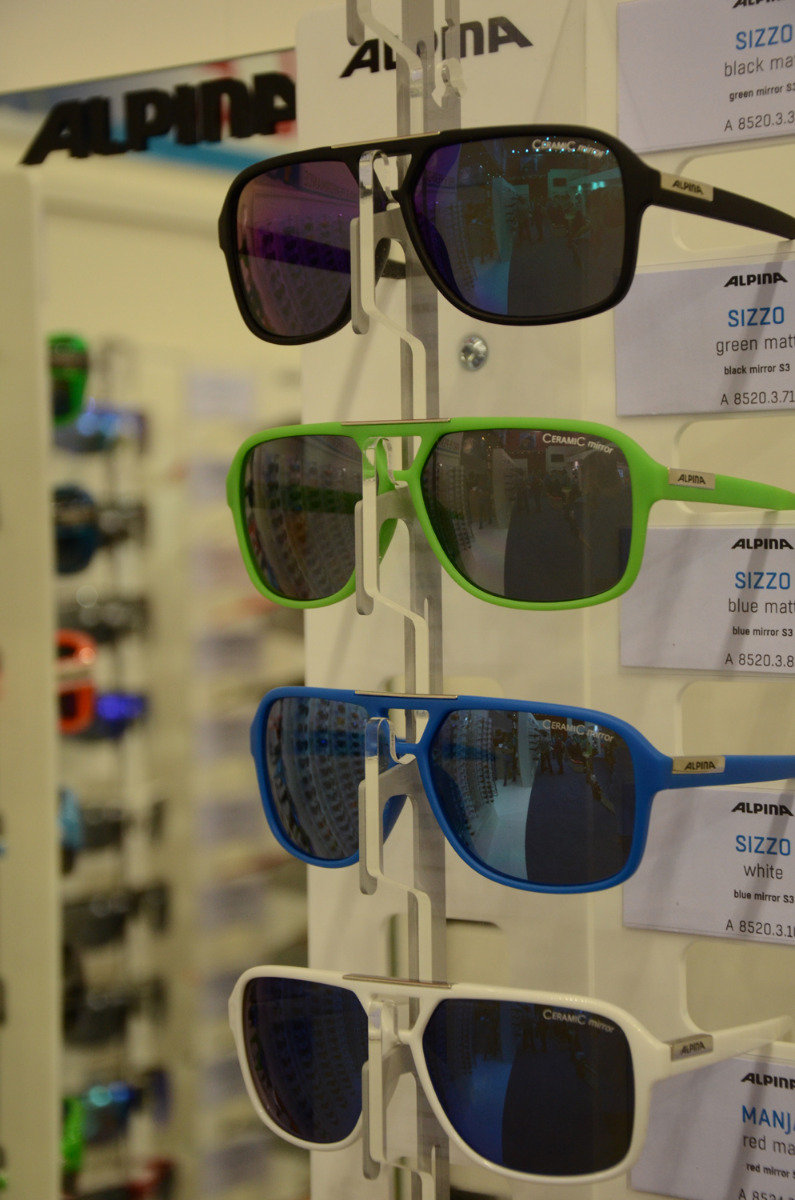 Alpina Glasses - ©Skiinfo