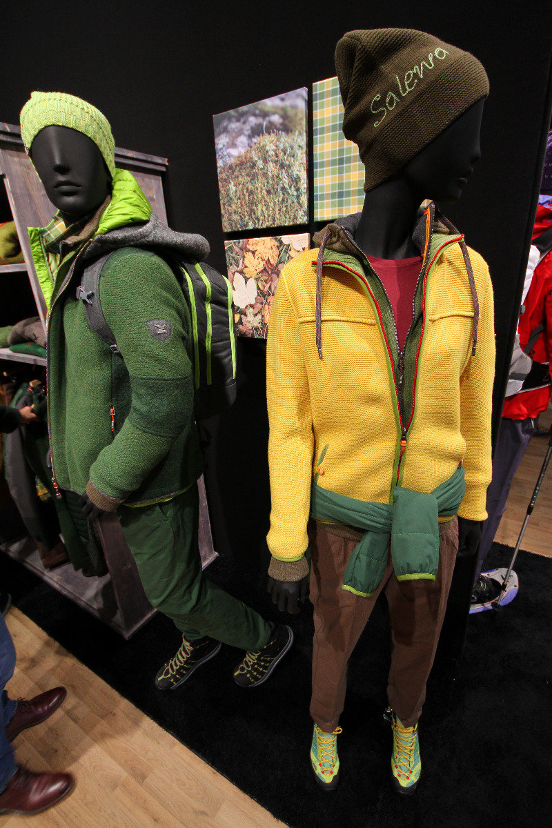 Alpine Life Collection at ISPO 2014 - ©Skiinfo