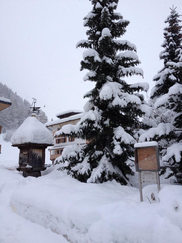 Alta Badia op 17 januari 2014