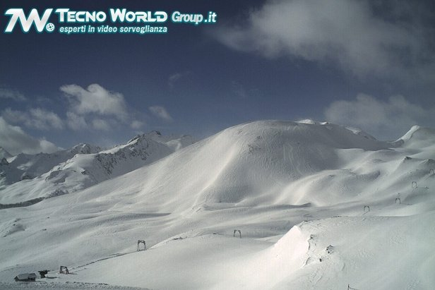 Argentera, Neve 14 Feb 2014