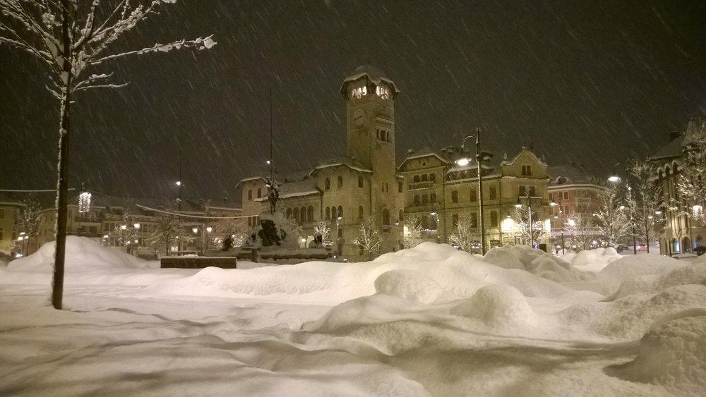 Asiago, Neve fresca 31 Gen 2014