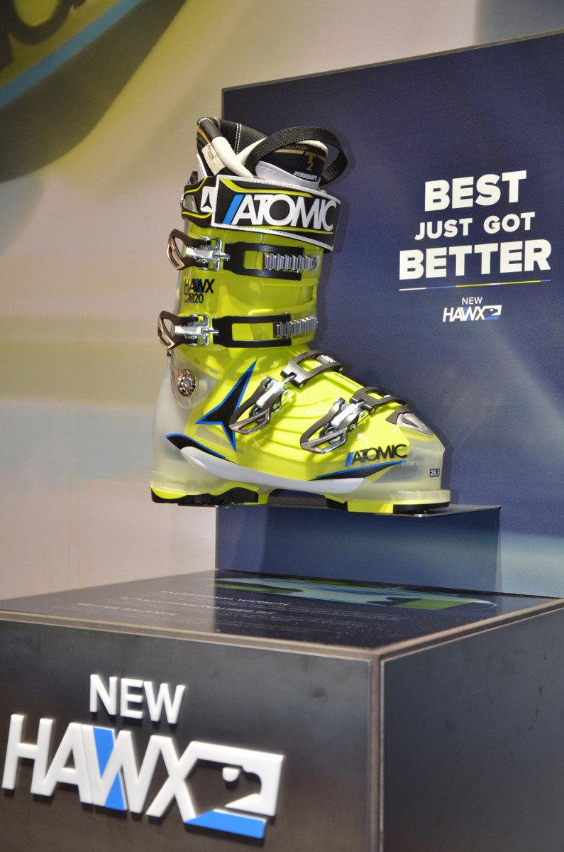 Atomic Hawx ski boots - ©Skiinfo