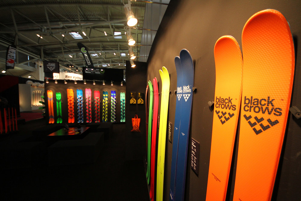 Black Crows skis 2014/15 - ©Skiinfo