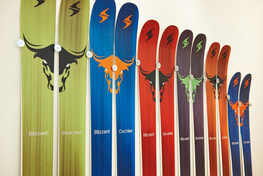 Blizzard skis 2014/15 - ©Messe München GmbH